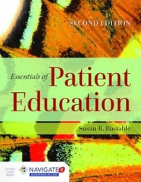 Essentials Of Patient Education 2nd Edition 9781284104448 1284104443