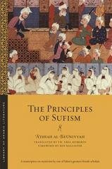 The Principles of Sufism 1st Edition 9781479829248 1479829242