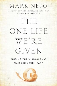 The One Life We're Given 1st Edition 9781501116322 1501116320