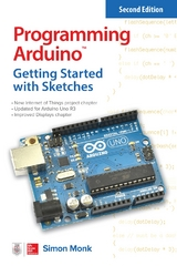 Programming Arduino: Getting Started with Sketches, Second Edition 2nd Edition 9781259641633 1259641635