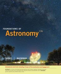 Foundations of Astronomy, Enhanced 13th Edition 9781305980686 1305980689