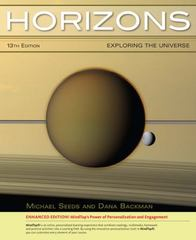 Horizons: Exploring the Universe, Enhanced 13th Edition 9781305957374 1305957377