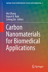 Carbon Nanomaterials for Biomedical Applications 1st Edition 9783319228617 3319228617