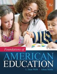 Foundations of American Education, Enhanced Pearson eText with Loose-Leaf Version -- Access Card Package 8th Edition 9780134026411 0134026411