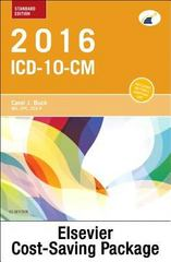 2016 ICD-10-CM Standard Edition, 2016 HCPCS Standard Edition and AMA 2016 CPT Standard Edition Package 1st Edition 9780323398084 0323398081