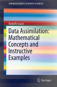 Data Assimilation: Mathematical Concepts and Instructive Examples 1st Edition 9783319224107 3319224107