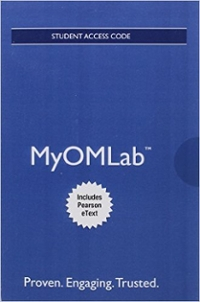 Myomlab with pearson etext access card for operations myomlab with pearson etext access card for operations management sustainability and supply chain management 12th edition rent 9780134165325 chegg fandeluxe Image collections