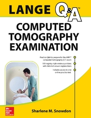 LANGE Review: Computed Tomography Examination 1st Edition 9780071847506 0071847502