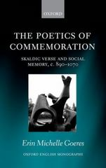 The Poetics of Commemoration 1st Edition 9780191063077 019106307X