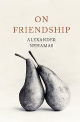 On Friendship 1st Edition 9780465082926 0465082920