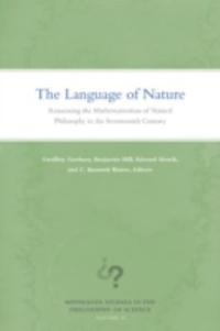 The Language of Nature 1st Edition 9780816699506 081669950X