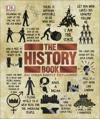 The History Book 1st Edition 9781465445100 1465445102