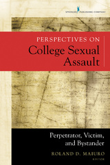 Perspectives on College Sexual Assault 1st Edition 9780826194664 0826194664