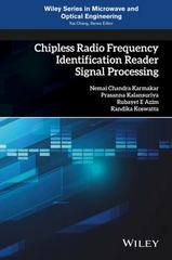 Chipless Radio Frequency Identification Reader Signal Processing 1st Edition 9781119215752 1119215757