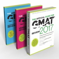 The Official Guide to the GMAT Review 2017 Bundle + Question Bank + Video 1st Edition 9781119254683 111925468X