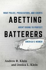 Abetting Batterers 1st Edition 9781442248281 1442248289