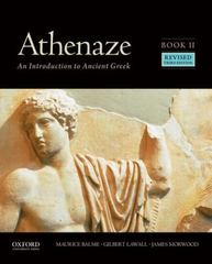 Athenaze, Book II: An Introduction to Ancient Greek 3rd Edition 9780190607678 019060767X