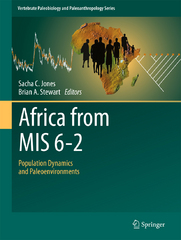 Africa from MIS 6-2 1st Edition 9789401775205 9401775206