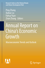Annual Report on China's Economic Growth 1st Edition 9783662490501 3662490501