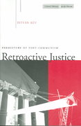 Retroactive Justice 0 9780804736442 0804736448