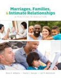 Marriages, Families, and Intimate Relationships 4th Edition 9780134426686 0134426681