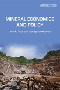 Mineral Economics and Policy 1st Edition 9781138838956 1138838950