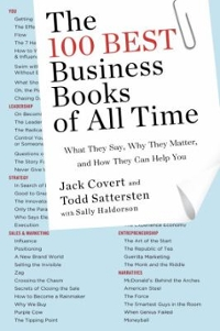 The 100 Best Business Books of All Time 1st Edition 9780143109730 0143109731