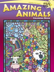 Spark - Amazing Animals Coloring Book 1st Edition 9780486807157 0486807150