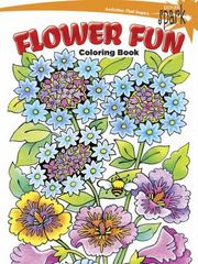 Spark - Flower Fun Coloring Book 1st Edition 9780486802152 0486802159