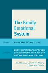 The Family Emotional System 1st Edition 9780739198940 0739198947
