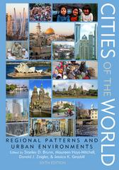 Cities of the World 6th Edition 9781442249172 144224917X