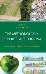 The Methodology of Political Economy 1st Edition 9781498521888 1498521886
