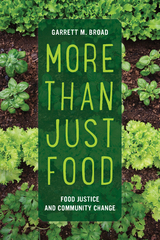 More Than Just Food 1st Edition 9780520962569 0520962567
