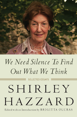 We Need Silence to Find Out What We Think 1st Edition 9780231540797 0231540795