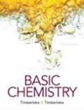 Basic Chemistry by Karen Timberlake, Wm. Timberlake (2007, HC, Student Edition)