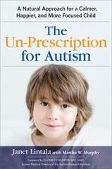 The Un-Prescription for Autism 1st Edition 9780814436646 0814436641