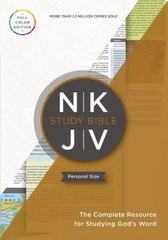 The NKJV Study Bible, Personal Size 1st Edition 9780718081980 0718081986