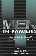 Men in Families 1st Edition 9780805825398 0805825398