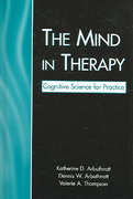 The Mind in Therapy 1st Edition 9781317824244 1317824245