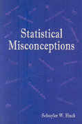Statistical Misconceptions 1st edition 9780805859041 0805859047