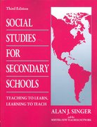 Social Studies for Secondary Schools 3rd Edition 9780203891872 0203891872
