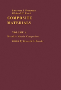Metallic Matrix Composites 1st Edition 9781483216706 1483216705