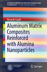 Aluminum Matrix Composites Reinforced with Alumina Nanoparticles 1st Edition 9783319277325 3319277324