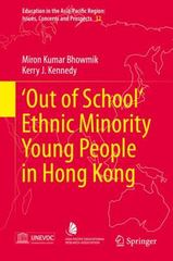 Out of School Ethnic Minority Young People in Hong Kong 1st Edition 9789811003271 9811003270