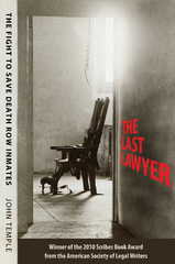 The Last Lawyer 1st Edition 9781496809131 1496809130