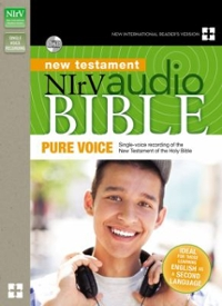 Audio Bible New Testament, Pure Voice 1st Edition 9780310751984 0310751985