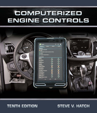 Computerized Engine Controls 10th Edition 9781337025881 1337025887