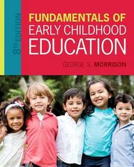 Fundamentals of Early Childhood Education 8th Edition 9780134058627 0134058623