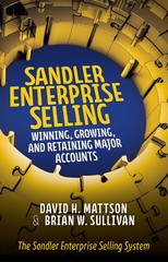 Sandler Enterprise Selling:  Winning, Growing, and Retaining Major Accounts 1st Edition 9781259643255 1259643255