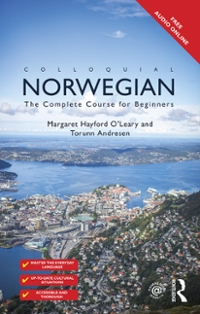 Colloquial Norwegian 2nd Edition 9781317582618 1317582616